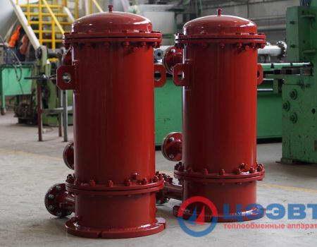 Маслоохладитель МБГ-12-15  (рис.2)
