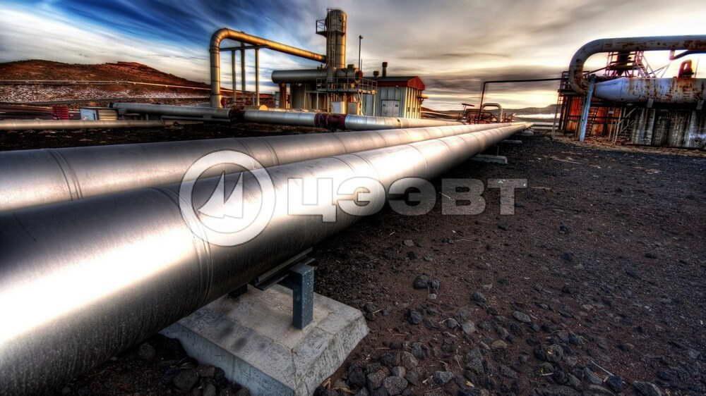 Проект по защите теплотрубопроводов. Рисунок 1